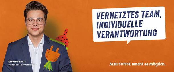 Event ALDI Suisse Informationsabende Lehrstelle Informatiker/-in 2021 10. März body