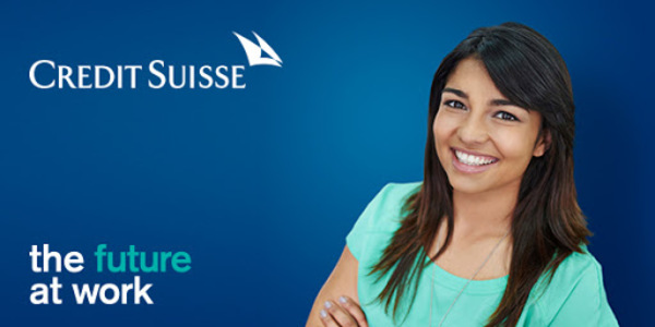 Event Credit Suisse AG Schnuppertag Informatik-Lehre, Zürich (Lehrstart 2021), 03.06.2020 body