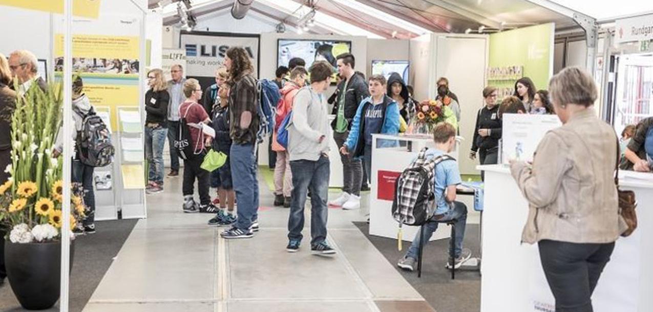 Event Thurgauer Gewerbeverband TGV Berufsmesse Thurgau header