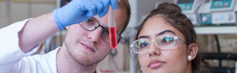 Event Novartis Schnuppertag als Laborant/-in EFZ, Fachrichtung Chemie header