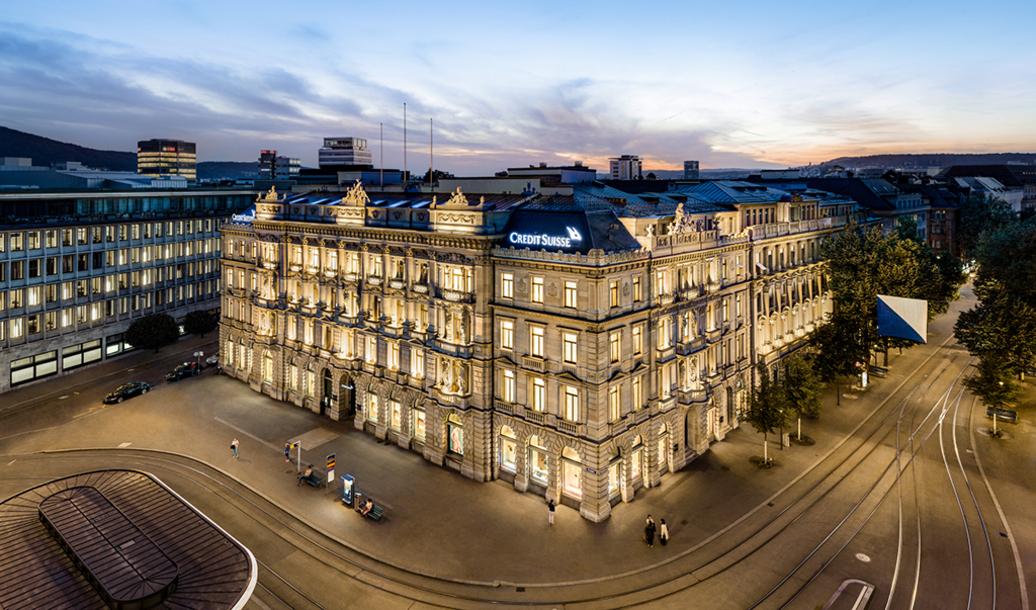 Event Credit Suisse AG Virtuelle Informationsveranstaltung Kaufmännische Lehre Region Zürich – 6. September 2021 header