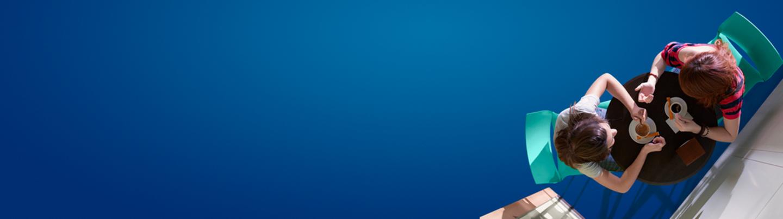 Event Credit Suisse AG Schnuppertag kaufmännische Lehre, Zug header