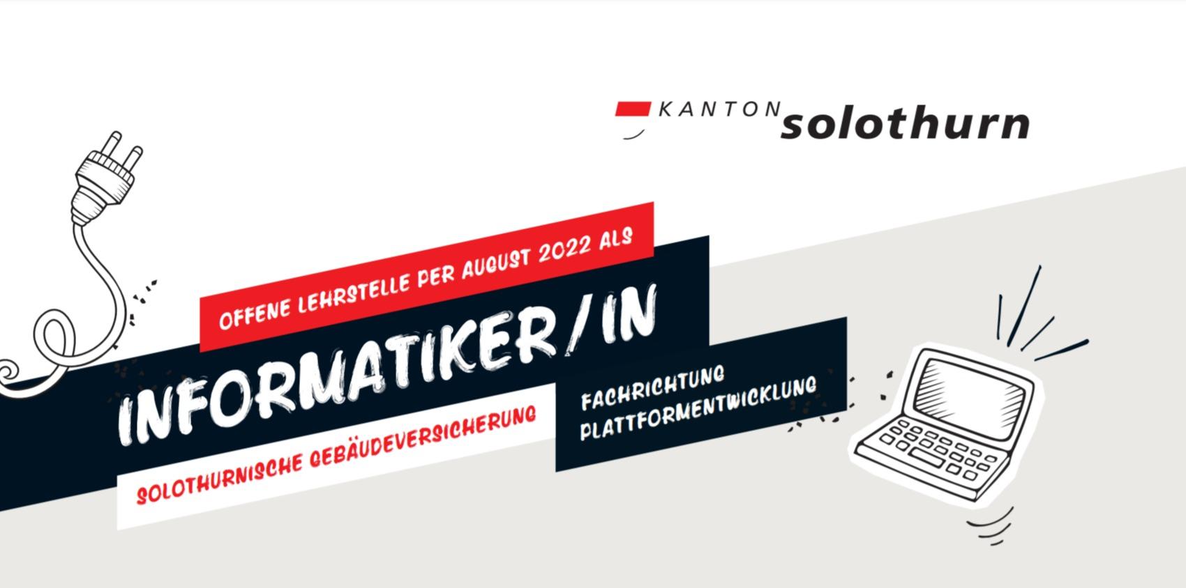 Arbeiten bei lehrstelle als informatiker in solothurnische gebaeudeversicherung fe1043
